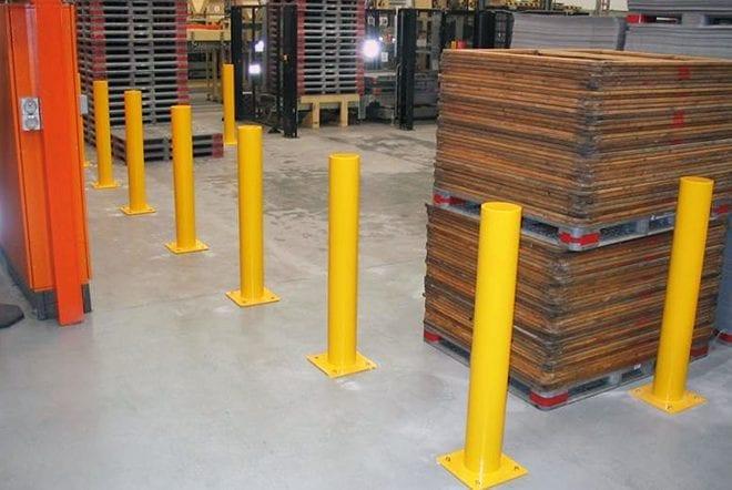 Custom Metal Bollards | Macy Industries | New England